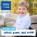 014 – Kellan and Elizabeth Tilton – Paralyzed From the Waist Down, Boy Who Beat Cancer Fights Disease For Others