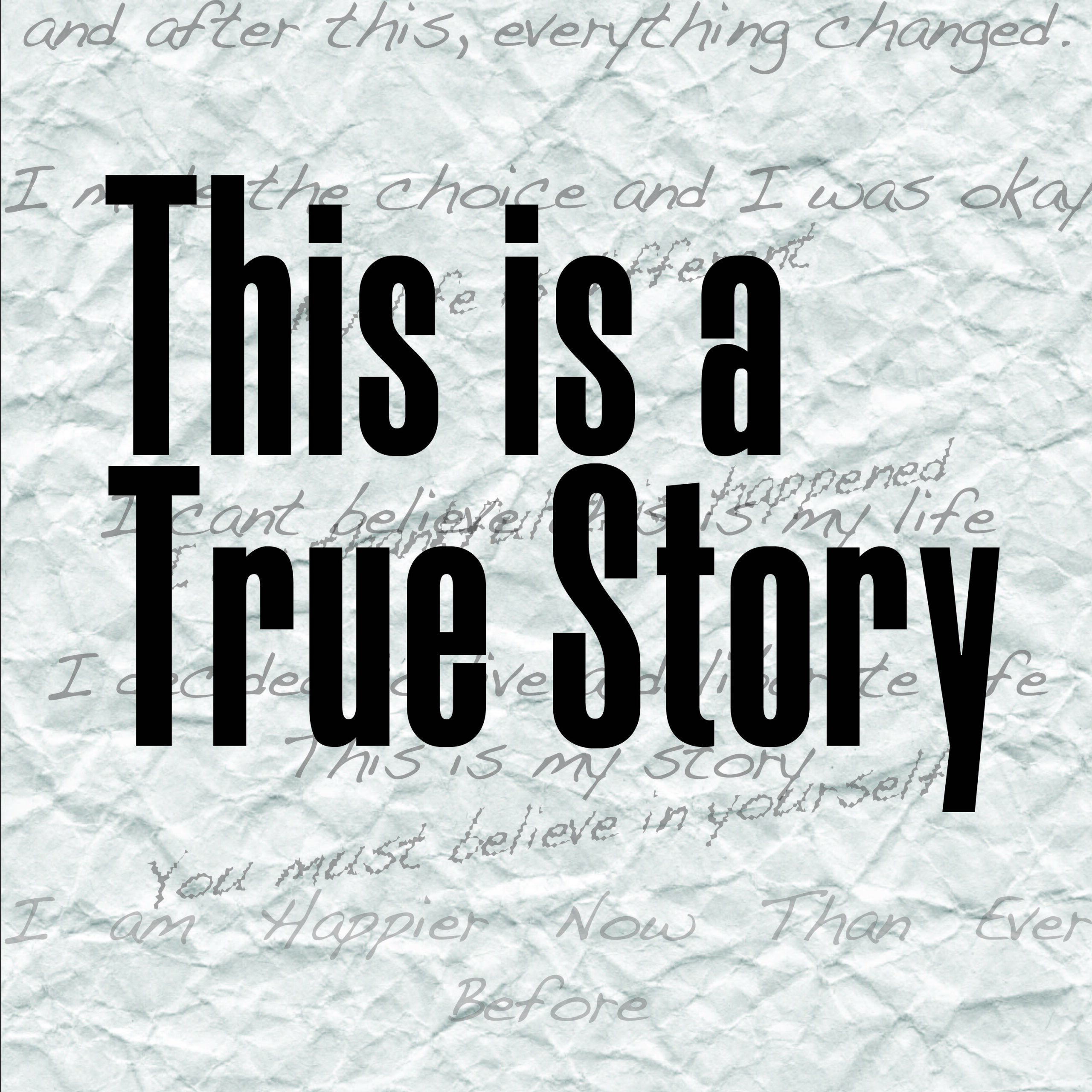 This is a true story podcast logo-01